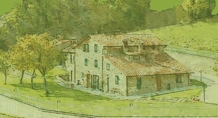 Agriturismo in Toscana a Sansepolcro